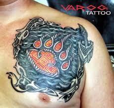 грудь грудь татуировки в севастополе Rustattooru