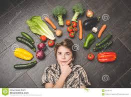vegetarische mensen