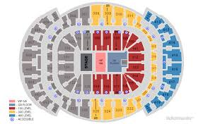 Miami Heat Interactive Seating Chart Seating Charts Americanairlines Arena