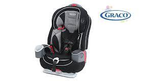graco nautilus 3in1 excellent car seat