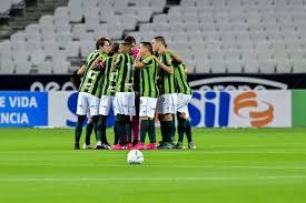 América marca no fim e vence Corinthians pelo jogo de ida das oitavas da  Copa do Brasil - Superesportes