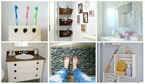 bathroom diy ideas. Exellent Bathroom 9 Diy Bathroom Ideas With C