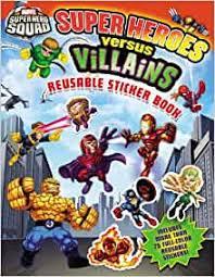 Super Hero Squad: Super Heroes Versus Villains ... - Amazon.com