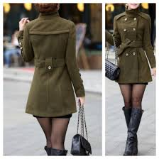 jacket army green jacket green coat fall outfits fashion winter jacket streetwear cute girly style outfit clothes wheretoget