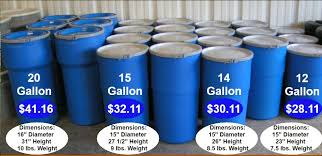 20 gallon bucket. Open-head-poly-drums.jpg. \ 20 Gallon Bucket X