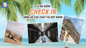 18 địa điểm check in sống ảo cực chất tại Quy Nhơn