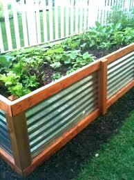 building a garden box. Building A Garden Bed Raised Planter Box .