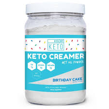 When you eat following the rules of the keto diet, your body will start using fat rather than relying on carbs for energy, which is what you want. Cake Flavored Keto Creamers Keto Coffee Creamer