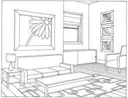 2 Point Perspective Living Room Aecagra Org
