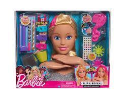 Барби манекен <b>голова для причесок Barbie</b> Deluxe Styling Head ...