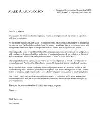 Cover Letters For Employment Letter Photos Hd Goofyrooster