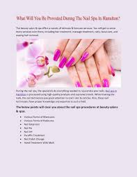 See what veronica hamilton (vhamilton177) has discovered on pinterest, the world's biggest collection of ideas. What Will You Be Provided During The Nail Spa In Hamilton Flip Book Pages 1 2 Pubhtml5