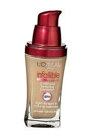 l oreal infallible advanced never fail makeup