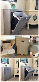 Diy Bedroom Cabinets 17 Best Ideas About Trash Can Cabinet On Pinterest Cabinet Trash
