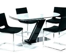 modern round glass dining table modern round glass dining table extendable top with modern round dining
