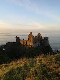 northern ireland, castle, nature, old ...