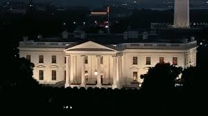 Red Lights White House Mystery Of The Flickering Red Lights In The White House