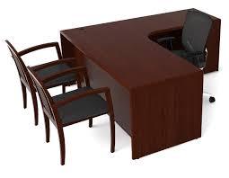 l shape office desks. ru216 ruby executive l shape office desk extended corner desks
