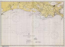Gulf Coast Nautical Charts Flower Garden Banks National Marine Sanctuary Regional Maps