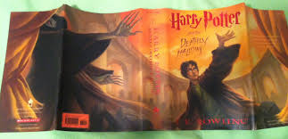 harry potter books 1 2 3 4 5 6 7 hc book lot all 1st eds