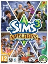 The Sims 3: Ambitions - java game for mobile. The Sims 3 ...