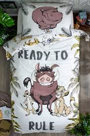 Buy Disney™ <b>Lion King</b> Duvet Cover And Pillowcase Set from the ...