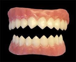sharp dentures. all sharp type: dentures a