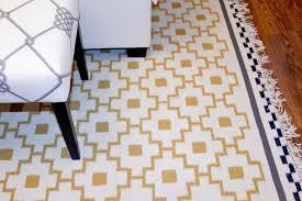 yellow and white rug ikea