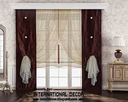 Curtain Design Ideas best contemporary curtain designs 2017 curtain ideas colors brown curtains