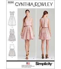 Simplicity Patterns Enchanting Simplicity Patterns US44848D44848 Dresses448448484848 JOANN