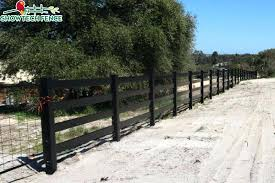 black vinyl privacy fence. Black Horse Fence Ranch Rail Vinyl Pvc Cost China . Decoration Alluring Privacy