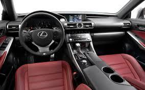 lexus is 250 2014 interior. Interesting Interior Lexus Is250 F Sport White Red Interior U003eu003e 2014 IS 250 First Throughout Is