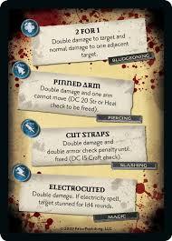 Gamemastery Critical Hit Deck 3 5 Pfrpg