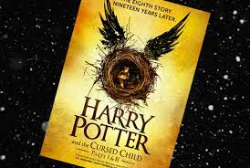 harry potter book 8