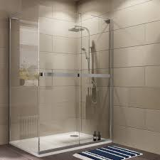 Cooke & Lewis Grandeur Rectangular RH Shower Enclosure with Single Sliding  Door (W)1400mm (D)900mm | Departments | DIY at B&Q