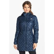The North Face Women's 'ThermoBall' PrimaLoft Quilted Coat - Polyvore & The North Face Women's 'ThermoBall' PrimaLoft Quilted Coat Adamdwight.com