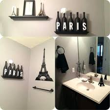 Paris Themed Decor Accessories Impressive Enchanting Paris Bathroom Accessories Sets Vintage Bathroom