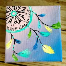 Cool Canvas Painting Ideas Best 25 Simple Canvas Paintings Ideas Only On  Pinterest Simple Image