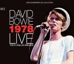 """Résultat de recherche d'images pour """"david bowie live 1978"""""""