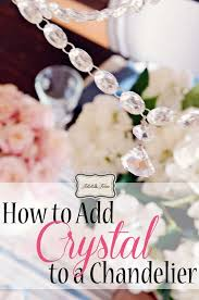tidbits twine how to add crystal to
