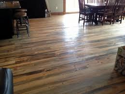 sweet beetle kill pine pre finished flooring sustainable lumber company