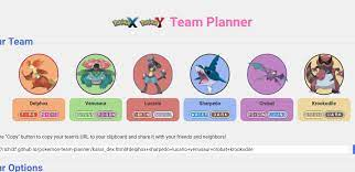 What do you think of my X and Y team. I'm trying to get as many resistances  as possible while still using my favourite pokemon.: pokemon