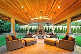 outdoor covered patio images incredible ideas backyard large and beautiful photos photo in with fireplace