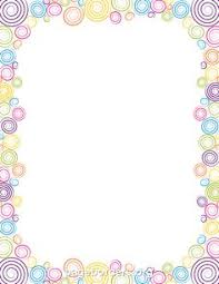 stationary template for word 8 free printable stationery borders pretty designs here