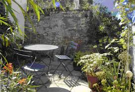 Small Picture Plain Small Garden Ideas Uk Family 1 Intended
