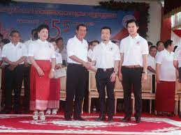 Oknha Chen Zhi, Chairman of Prince Real... - Prince Real Estate Group    Facebook