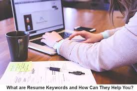 What Are Resume Keywords And How Can They Help You My Perfect Resume