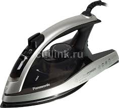 Купить <b>Утюг PANASONIC NI-W950ALTW</b>, черный в интернет ...