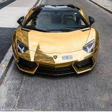 Automotive99 Com Gold Lamborghini Lamborghini Cars Sports Cars Lamborghini