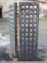 garden sculpture paravan resonance of